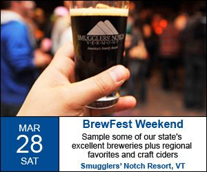 25th Annual BrewFest at Smuggs