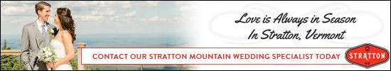 Stratton Mountain Resort - Your Dream Vermont Wedding Destination